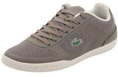 Lacoste Mens Court-Minimal Sport 316 Sneakers in Dark Grey 9.5 US