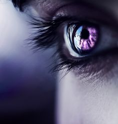 Read ✔capas from the story imagens para capas ( Concluída) by (Nayara wolf) with reads. Beautiful Eyes Color, Pretty Eyes, Cool Eyes, Aesthetic Eyes, Purple Aesthetic, Yennefer Of Vengerberg, Eye Photography, All Things Purple, Eye Art