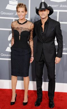 Faith Hill & Tim McGraw - country music's sexiest couple