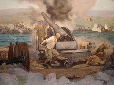 Çanakkale Zaferi Çizimleri, Çanakkale Savaşı İle İlgili Çizimler | Dost.gen.tr