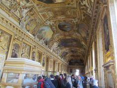 Amazing room designs inside Louvre