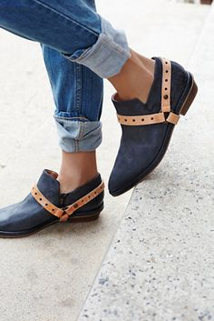 Free People Vicente Ankle Boot