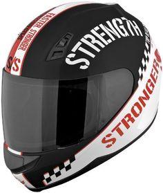 Speed & Strength SS700 Top Dead Center Helmet , Distinct Name: Top Dead Center Red, Primary Color: Red, Helmet Type: Full-face Helmets, Helmet Category: Street, Size: XL, Gender: Mens/Unisex 87-5772. Manufacturers Part Number: 87-5772.