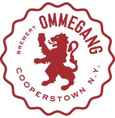 twitter logo: Brewery Ommegang Logo and Packaging  http://www.underconsideration.com/brandnew/