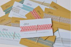 20 diseños de tarjetas de visita creativas | wacapaka