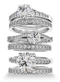 Sharman - Engagement and Eternity Rings