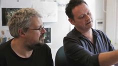 th1ng - Sylvain Chomet's making of 'The Simpsons couch gag'