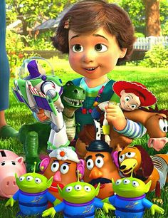 *BONNIE ~ Toy Story 2010 - the animated movie that made me cry for a kid that was giving away his favorite toys Walt Disney, Disney Pixar, Disney Films, Disney And Dreamworks, Disney Love, Disney Magic, Disney Characters, Disney Stuff, Toy Story 3