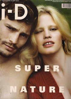 model fever: Jamie Dornan