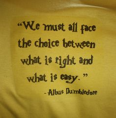 quotes about choices harry potter - Google Search