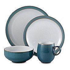 Denby Azure Dinnerware