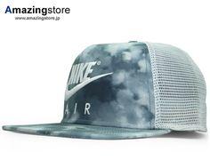 Nike True Crystal Trucker Mesh Snapback Cap by NIKE