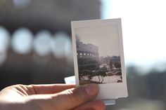 rome. instax.