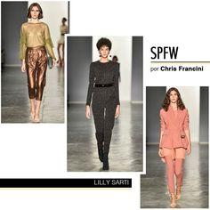 Desfile Lilly Sarti no São Paulo Fashion Week 2017