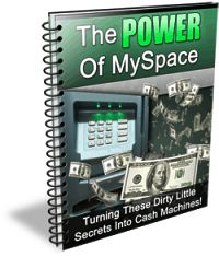 The Power of MySpace PLR eBook - http://www.buyqualityplr.com/plr-store/power-myspace-plr-ebook/.  The Power of MySpace PLR eBook #MySpace #MySpacePLREBook#SocialNetworking #MySpacePLR As you have probably gathered by now, this book is dedicated to showing YOU exactly how to make money from Myspace, the worlds number one Social Networking site, and a huge site in its own right. Social n....
