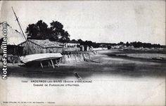 Cartes Postales Photos Cabane de Parqueurs D'Huitres. 33510 ANDERNOS LES BAINS gironde (33)