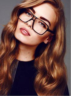 Últimas recomendaciones para maquillarte cuando usas gafas