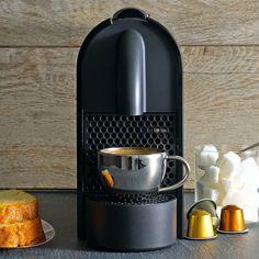 All Black Nespresso U Single Espresso Machine #ConvertToBlack