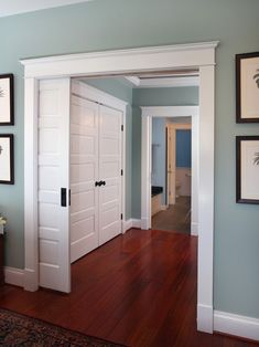 Pleasant Valley Blue - Benjamin Moore