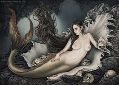 victoria Frances - Mermaid lovers