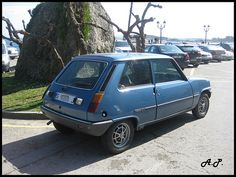 Renault 5TS - Mum had this one. It used to wallow round corners making me feel sick
