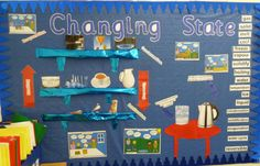 Changing States display board