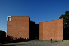 """abuildingaday: """" Jyvaskyla University Alvar Aalto Jyvaskyla, Finland 1959 """""""