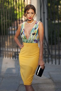 Made With Fashion | a fashion blog by Andrea Gomez: LET´S DRESS UP