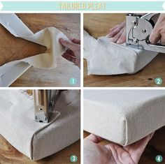 9 Clever Cool Tips: Upholstery Diy Chair upholstery leather tutorials.Upholstery Webbing Diy custom upholstery how to make. Reupholster Furniture, Furniture Repair, Upholstered Furniture, Furniture Projects, Furniture Makeover, Diy Furniture, Diy Projects, Coaster Furniture, Kitchen Chair Makeover