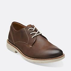 Raspin Plan Walnut Nubuck Men s Clarks 6d56f749e28