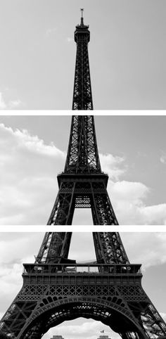 eiffel tower . Good idea for picture