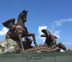 The 110-Foot Pegasus Living It Up In South Florida