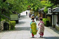 Gedragsregels Kyoto