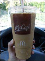How to Make McDonald's Iced Coffee | Mcdonalds iced coffee ...