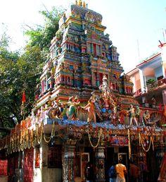 Neelkanth-Mahadev-Temple-Rishikesh - Uttrakhand - India