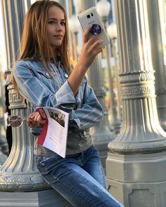 いいね!96.5千件、コメント832件 ― Kristina Pimenovaさん(@kristinapimenova2005)のInstagramアカウント: 「Today at @lacma 」