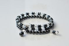 Hey, friends. Do you want to make a bracelet for yourself? Then how do you think of this cool hematite beaded bracelet? This simple bracelet is a great choice for both boys and girls, so you can al…