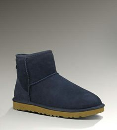 UGG Classic Mini 5854 Navy [5854] - $95.99 : Classic UGG Boots Sale Online Store