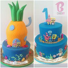 Spongebob Cakes!