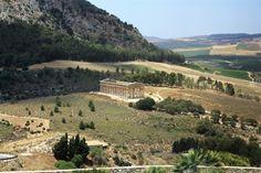 Il tempio di Segesta (Tp)
