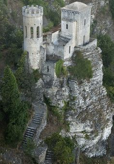 Pepoli Castle - Erice, Sicily