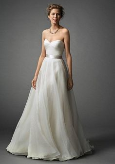 Watters Brides Mabel 7005B Wedding Dress - The Knot