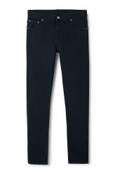 <p>Friday jeans are our iconic fit with a medium waist and slim tapered legs.Comfortable stretch fabric gives this closet staple a laid-back look. They have bigger back pockets compared to other fits. This paircomes in a classic balck wash.<br /><br />- Size 31/34 measures 86 cm in waist circumference and 86 cm at inseam.<br /></p>