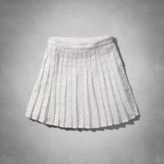 Eyelit Skater Skirt