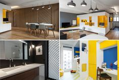 An Apartment In Paris Designed For A Father And His Son | CONTEMPORIST