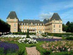 Castillo de Drée, Curbigny (Saône-et-Loire)