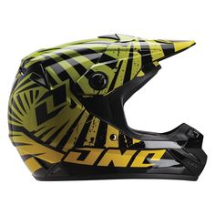 One Industries Twisted Green Kids Helmet