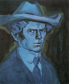 Bohumil Kubišta | Self Portrait