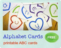 free alphabet printabl