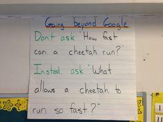 Beginning Genius Hour....Google question or Genius question?